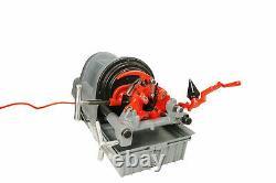 Reconditioned RIDGID 1822-I Auto Chuck Pipe Threading Machine 20000