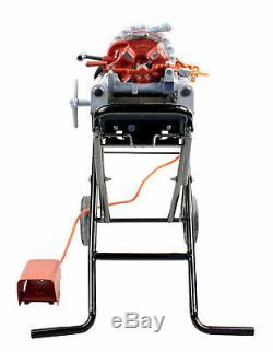 Reconditioned RIDGID 300 Compact Pipe Threading Machine with 250 Stand