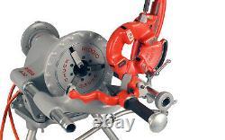 Reconditioned RIDGID 300 Pipe Threading Machine and Genuine Accessories 15682
