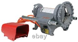 Reconditioned RIDGID 300 Power Drive Pipe Threading Machine 41855 & Foot Switch