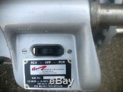 Reconditioned Ridgid 300 Pipe Threading Machine 110V, 1/2 2 BSPT