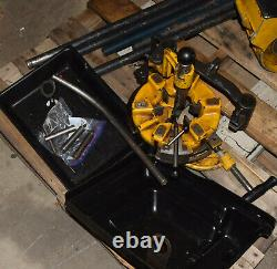 Rems 4000 Up To 4 Inch Portable Power Pipe Threading Machine Threader
