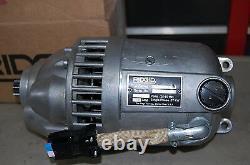 Repair Service Ridgid 300 Or 535 Pipe Threader Rigid Motor