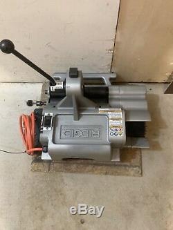 Ridgid 122 Copper Cutting & Prep Machine Cutter 1/2-2 115V
