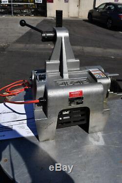 Ridgid 122xl Copper Stainless Cutting Cutter PIPE 10973 Machine 1/2 4 GUAR