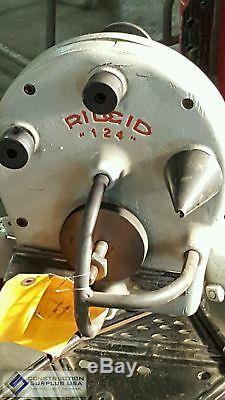 Ridgid 124 Copper Cleaning Machine 77489