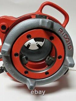 Ridgid 141 Die Pipe Threader 2-1/2 to 4 For 300 535 Threading Machine