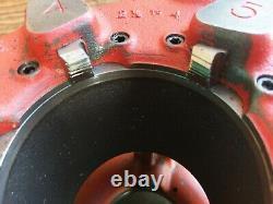 Ridgid 141 Threader Pckg with 700 Power Drive, Adapter, & Tristand Hogshead #7285