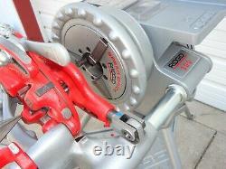 Ridgid 15682 300 Complete Pipe Threading Machine Carriage Oil Pot Transporter