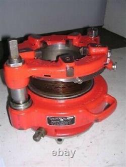 Ridgid 161 Pipe Threader Die 4-6 for 300 Compact 535 700 1822 1224 Bucket Oiler