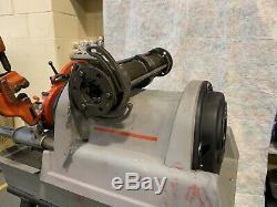 Ridgid 1822 -1 Pipe Threading Machine, threader, 700, 535, 1224, 300, Rigid