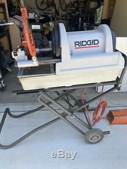 Ridgid 1822-I Pipe Threader Machine
