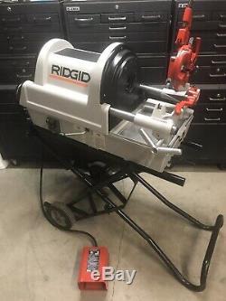 Ridgid 1822 Pipe Threading Machine, threader, 700, 535, 1224, 300, Rigid