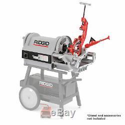 Ridgid 26092 1224 Pipe Threading Machine (Stand Box sold seperately)