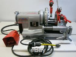 Ridgid 300 Compact Pipe Threader Threading Machine