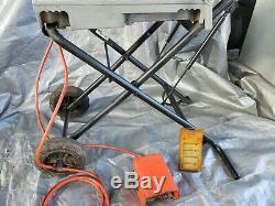 Ridgid 300 Compact Pipe Threader Threading Machine 811A rigid 700 1224 1/2-2