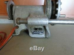 Ridgid 300 Pipe Threader Machine Power Head