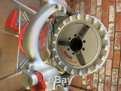 Ridgid 300 Pipe Threader Threading Machine