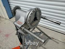 Ridgid 300 Pipe Threader Threading Machine with Tristand & Foot Pedal(NO CARRIAGE)