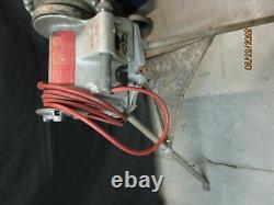 Ridgid 300 Pipe Threading Machine