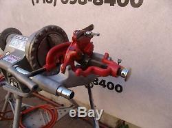 Ridgid 300 T2 Pipe Threader Threading Machine 2 Dies Works Great 11/1 #4