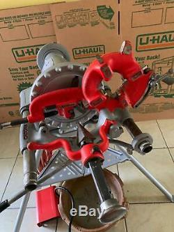 Ridgid 300-T2 Pipe Threader Threading Machine with Oiler Bucket! FREE SHIPPING