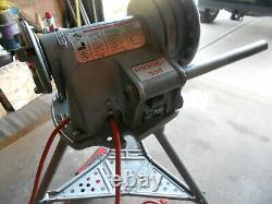 Ridgid 300 T2 Pipe Treading Machine