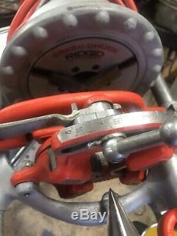 Ridgid 300 T2 Power Drive Machine, threader, 700, 535, 1224, 1822, Rigid 300
