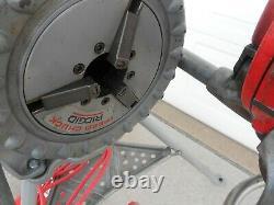 Ridgid 300 T2 Power Pipe Threading Machine With 2 Die Heads 811a