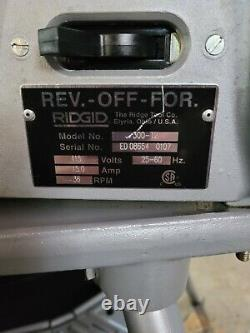 Ridgid 300-T2 pipe threading machine