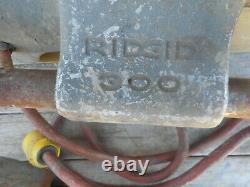 Ridgid 300 pipe threader
