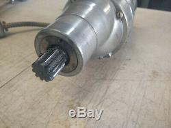 Ridgid 400a 500 535 Pipe Threader Machine Motor 1/2 HP 8 Amps 270 RPM