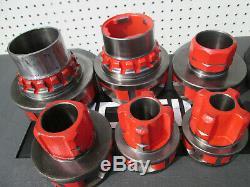 Ridgid 44923 690-I 115v Hand-Held Pipe Threading Machine 1/2 To 2 Die Heads
