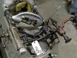 Ridgid 500 Pipe and Bolt Threading Machine, 500