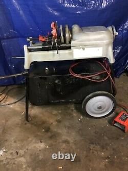 Ridgid 500 Pipe threader machine