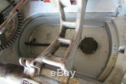 Ridgid 535 Pipe Threader Machine 1/8 to 2 Pipe Capacity
