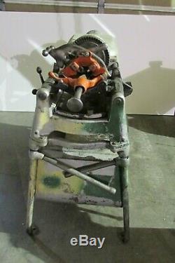 Ridgid 535 Pipe Threader Machine 1/8 to 2 Pipe Capacity Model 535