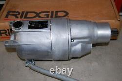 Ridgid 535 Pipe Threader Rigid Motor