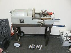 Ridgid 535 Pipe Threader Threading Machine