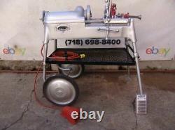 Ridgid 535 Pipe Threader Threading Machine 300 1224 1822 Works Fine #1