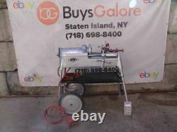 Ridgid 535 Pipe Threader Threading Machine 300 1224 1822 Works Fine #2