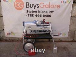 Ridgid 535 Pipe Threader Threading Machine 300 1224 1822 Works Fine #3