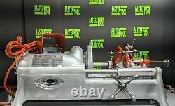 Ridgid 535 Pipe Threading Machine, Pipe Threader