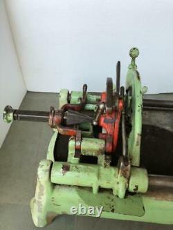 Ridgid 535 Pipe Threading Machine/ Pipe Threader 115 V (4) -free Shipping