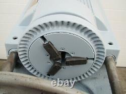 Ridgid 535 V2 120V Electric Pipe Threader Threading Machine with Cart Used