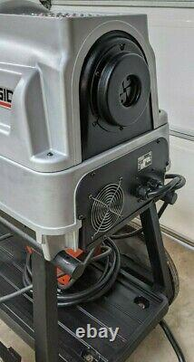 Ridgid 535-a Pipe Threading Machine Automatic Chuck. Pipe Threader. Nice