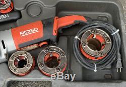 Ridgid 690-I Pipe Threading Threader Machine 1/2-2 Dies 44923 rigid 700 #1