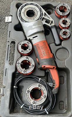 Ridgid 690-I Pipe Threading Threader Machine 1/2-2 Dies 44923 rigid 700 #2
