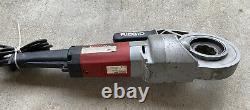 Ridgid 690 Power Drive 1/2-2 Hand Held Pipe Threading Machine No Dies Tool Only