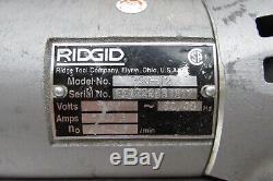 Ridgid 700T2 Corded 115-Volt Model 700 Power Drive Threading Machine